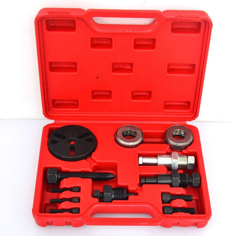 Compresor A/C embrague Remover Kit frío-Medios de Comunicación compresor de desmontaje