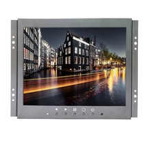 Nouveau produit 9 pouces lcd écran tactile moniteur 1024*768 écran tactile extérieur moniteur