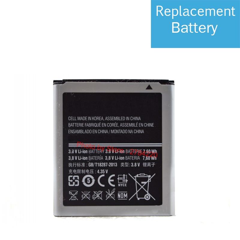 Batería de 2000mAh para Samsung Galaxy Win i8552 batería i8550 Express i8730/Gran Quattro Beam i8558 i869 i8530 teléfono móvil
