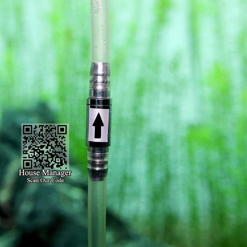 Supapă de reținere din oțel inoxidabil pentru echipamente CO2, - Produse pentru animale de companie - Fotografie 6