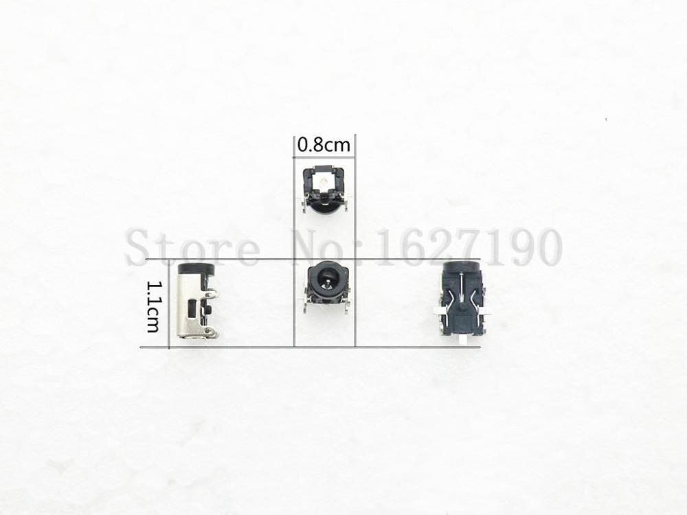 10 шт. новый разъем постоянного тока PJ163 для ASUS EPC 1001 серии 1001 1001HA 1001HT 1001PD 1001PQ 1001PQD EPC 1101 серии 1101 1101HA EPC 1005