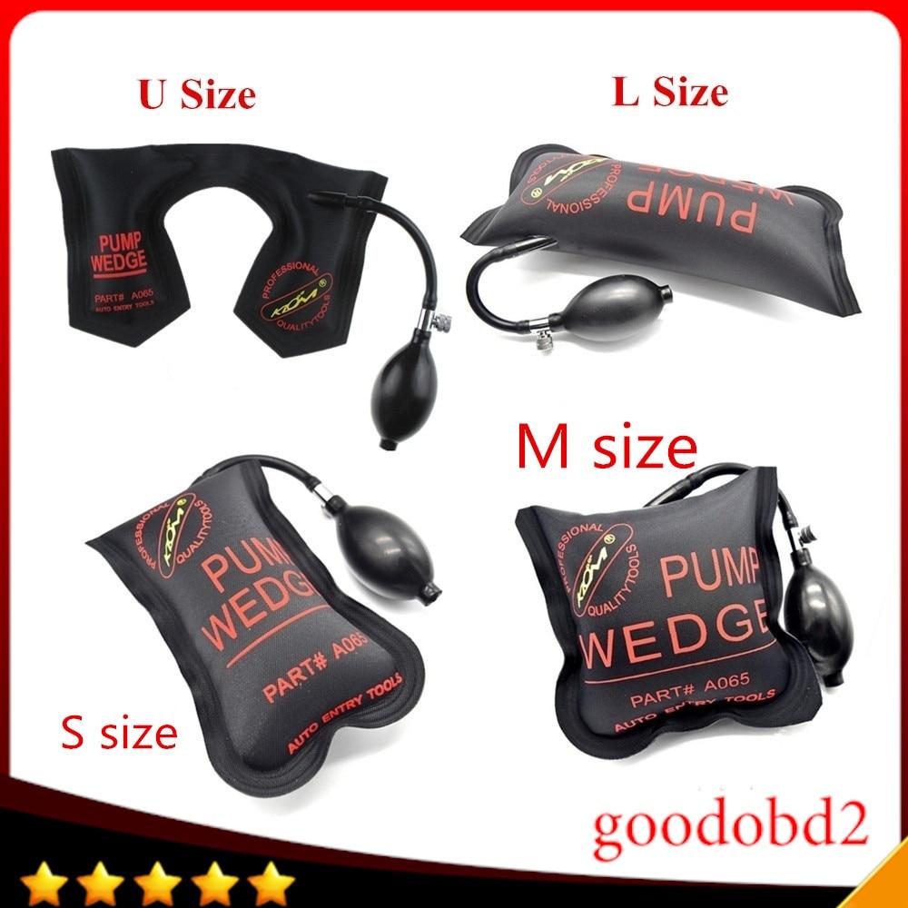 Car Handles PDR tool klom Pump Wedge Air Wedge airbag Inflatable Pump Lock Pick Set Open Car Door Lock Hand Tools PDR Toolkit