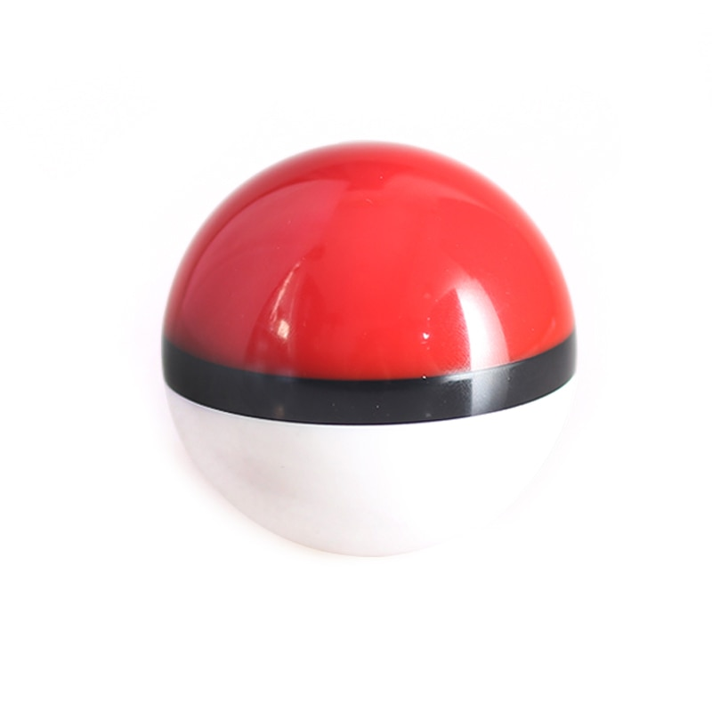 Diameter 54mm Pokemon PokeBall Racing Gear Shift Knob M10X1.5 / M8x1.25 / M10x1.25 / M12x1.25