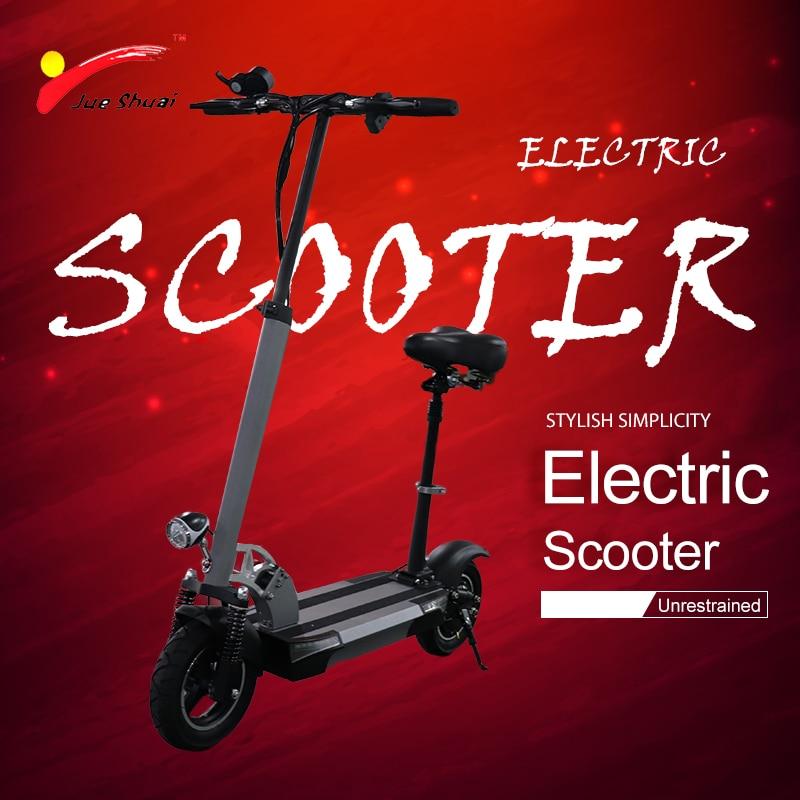 Patinete eléctrico para Adulto, 48V, 500w, larga distancia, batería de litio de...