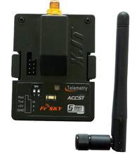 FrSky XJT 2.4G S. Porta JR/Tipo di Graupner 16ch Duplex Telemetria Modulo 2.4ghz aggiornamento/Frsky R9M Long Range Extender per RC