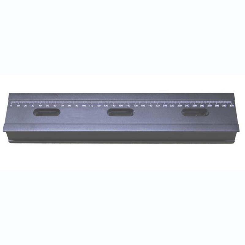 DG-105 دليل rail بدقة ، الشريحة البصرية ، 58 ملليمتر x 1510 ملليمتر