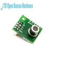 1 Uds sensor de contaminación del aire ZP07-MP503-10 Módulo de prueba de calidad del aire VOC