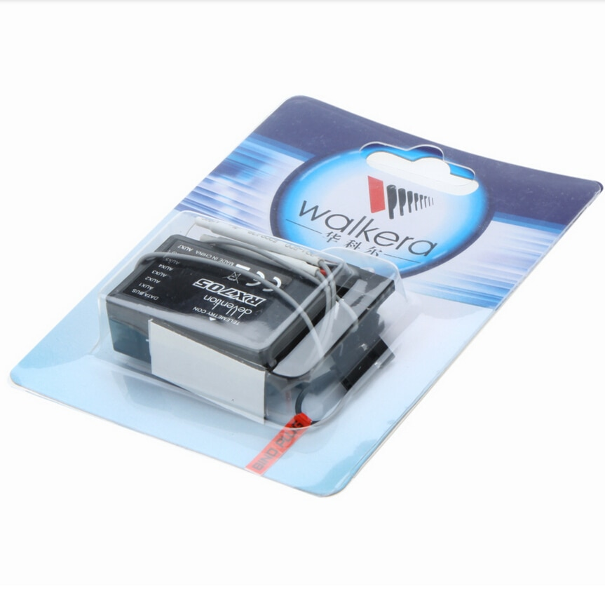 Walkera tali h500 rc fpv multirotor teil devo rx705 empfänger tali h500-z-15