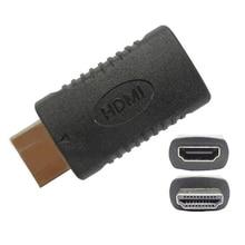 1080P HD Male to Female Virtual Display Adapter HDMI EDID Dummy Plug Display Emulator Lock Plate