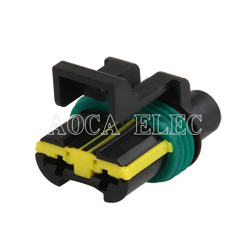 male connector female cable connector terminal car wire terminals 2 pin connector plugs sockets seal 15305086 Wire connector female cable connector male terminal Terminals 2-pin connector Plugs sockets seal 444230-1
