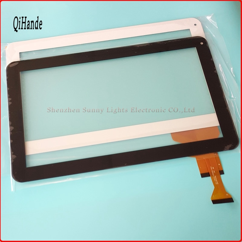 New Touch Screen Digitizer For 10.1'' inch iRulu eXPro X11 Tablet Touch Panel Sensor Replacement Free Shipping