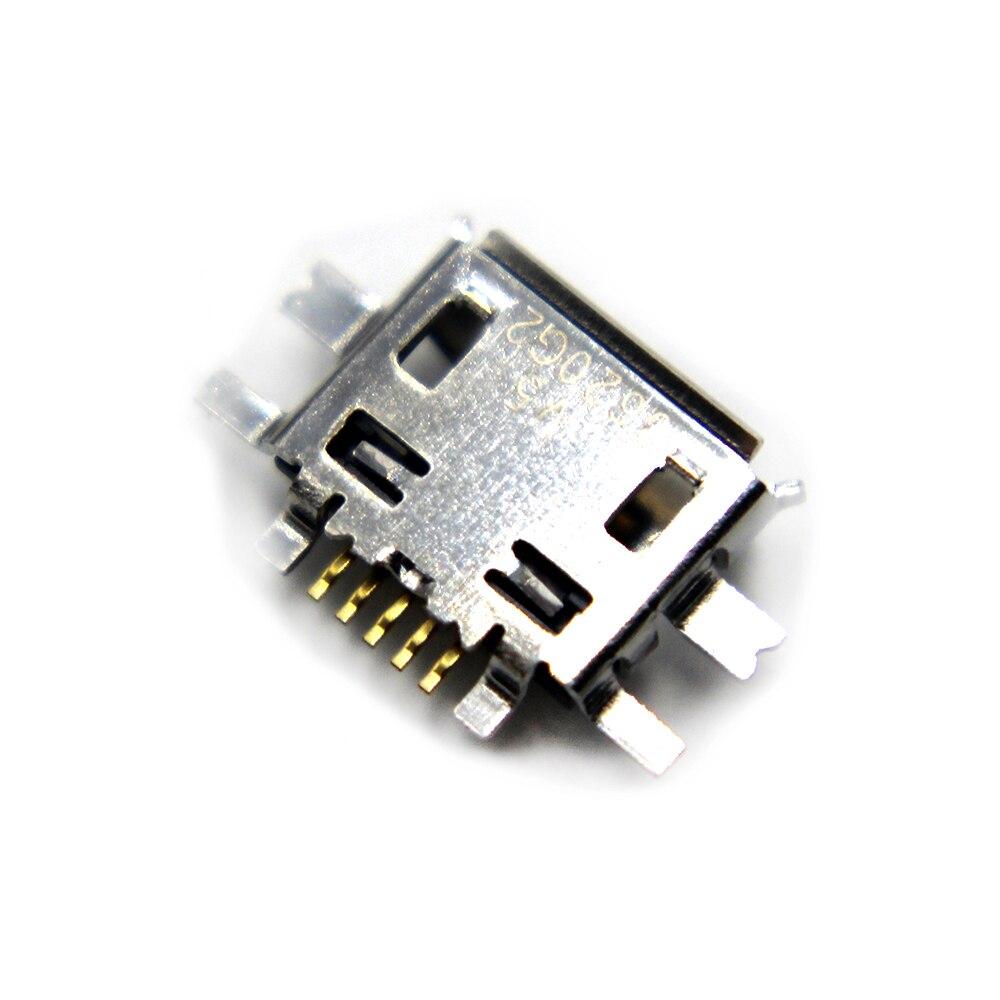 10 pçs/lote taxas portuárias para Nokia N97 N8 E52 E55 N97mini conector do carregador tomada porto