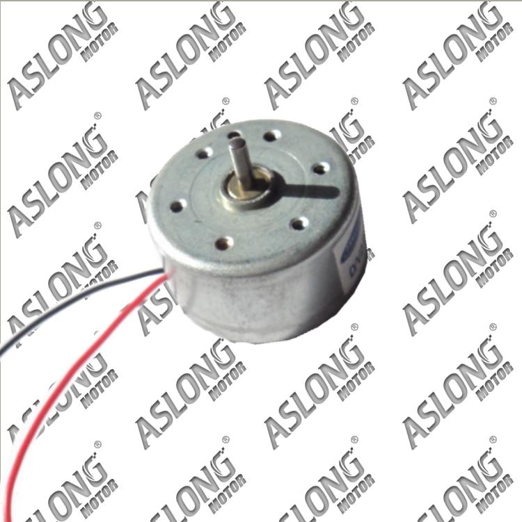 ASLONG RF-300EA DC motor de coche reproductor de CD solar motor 200 unids/lote envío gratis por fedex/ems/dhl