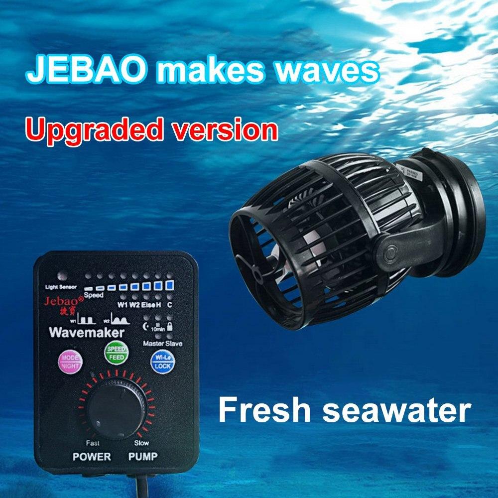 Jebao / Jecod Water Pump 110~240V RW4 RW8 RW15 RW20 Coral Cylinder Pump Ocean Aquarium Wave Manufacturing