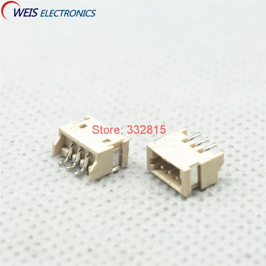 20 piezas conector ZH 1,5mm ZH1.5 ZH1.5mm SMD Enchufes hembra 2P 3P 4P 5, P 6P 7P 8P ROHS envío gratis
