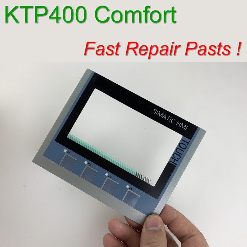 6AV2124-2DC01-4AX0 6AV2 ktktp400 teclado de membrana para reparación de Panel SIMATIC HMI ~ hágalo usted mismo, tenga en stock