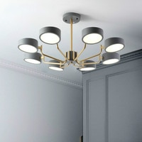 Nordic bedroom dining room lamp creative personality atmosphere light luxury simple living room Pendant Lights WF5281100
