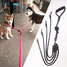 Mehrere Pet Hunde Seile Leinen Outdoor Liefert Laufen Jogging Geschirre Seil Spaziergang Haustiere Kette Hund Welpen Traktion Produkte