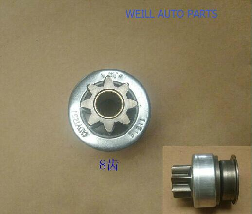 9100581 STARTER GEAR greatwall haval 4G64