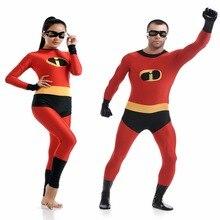Frozone indestructibles 2 déguisement femmes homme Cosplay Costumes adulte Spandex Zentai Costume body Halloween carnaval fête