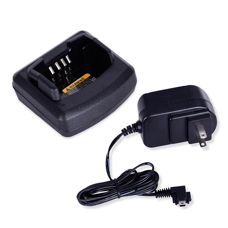 EastVita cargador de escritorio para Radio Motorola A12 A10 EP150 RDM2020 RDM2070D CP110 RDU4100