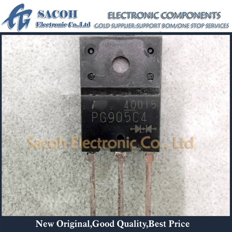 Original 10PCS/Lot PG905C4 PG905C4R PG905C4RR TO-3PF 20A 400V Low-Loss Fast Recovery Diode