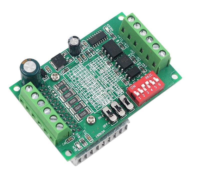 Высокое качество TB6560 3A 10 файлов драйвер платы ЧПУ маршрутизатор один 1 оси контроллер шаговый двигатель драйверы горячая распродажа