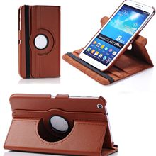 360 rotierenden PU ledertasche für Samsung Galaxy Tab 3 8,0 Smart Stehen Fall Abdeckung Tab3 8,0 SM-T310 SM-T311 Tablet fall abdeckung Capa