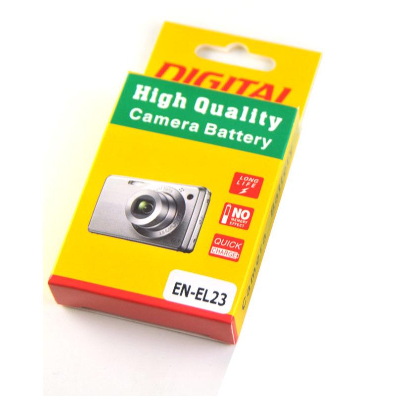 EN-EL23 EN EL23 ENEL23 Equivalent Camera Battery for Nikon COOLPIX P600, P610, B700, P900, and S810c Cameras