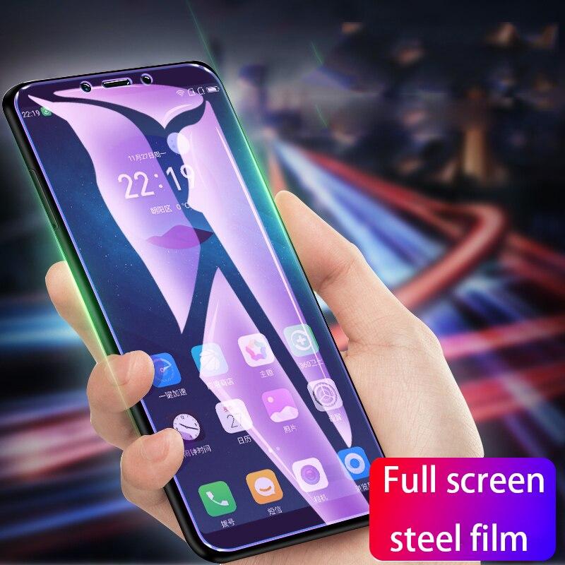 Vidrio templado para Oppo R11s Protector de pantalla película protectora de vidrio endurecido