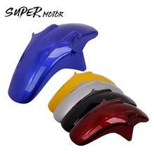 Per HONDA CB250F CB600F CB900F CB1300 Hornet 250 600 900 CB600 Hornet600 Moto ABS Parafango Anteriore Mud Splash Guard Parafanghi