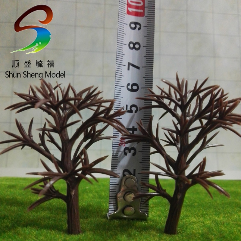 Model materials wholesale manufacturers wholesale model tree trunk 6 cm