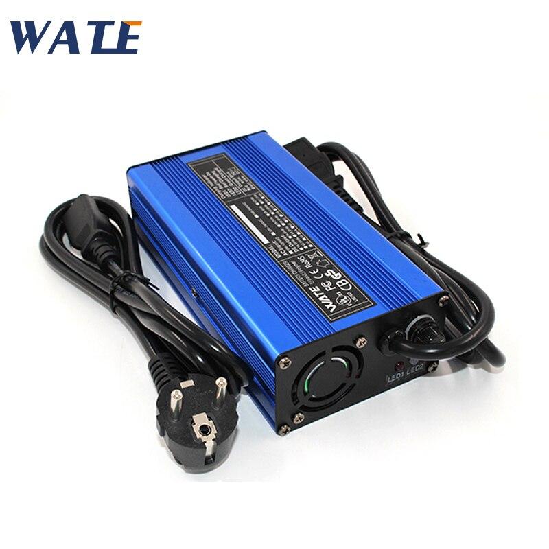 42 V 4A Smart Li-Ion Batterie Ladegerät Ausgang 42 V DC Verwendet für 36 V elektrische fahrrad lithium-batterie pack