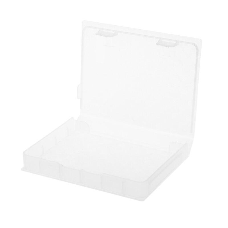 Disque dur disque SSD HDD Protection boîtier de rangement clair PP plastique 2.5 pouces