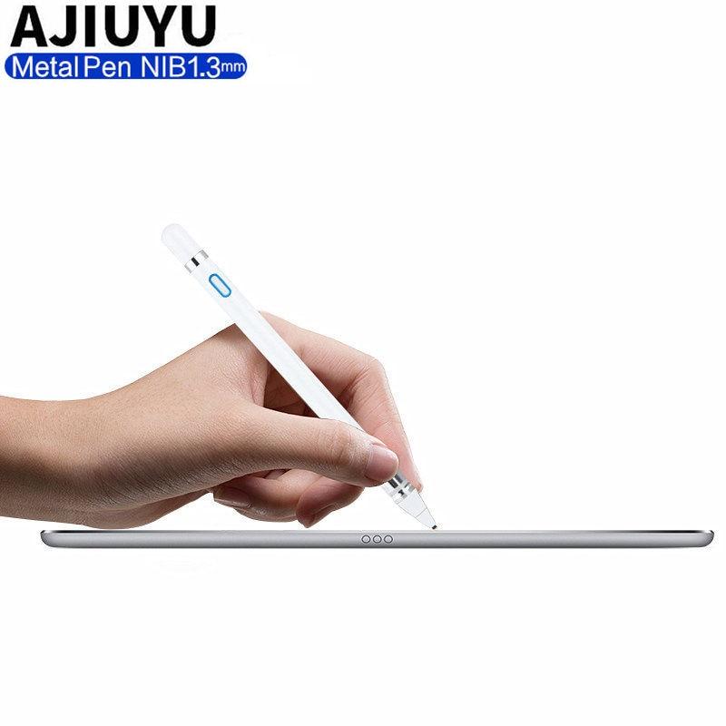 Lápiz activo Stylus pantalla táctil de alta precisión para ipad 9,7 pulgadas Nuevo 2017 Air 2 1 ipad Air2 Tablet Capacitive Pencil Case Pen