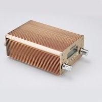 Free Shipping NIORFNIO NIO-T6B 1W/6W Stereo PLL FM Broadcast Transmitter for Radio Stations 76-108 MHz Adjustable