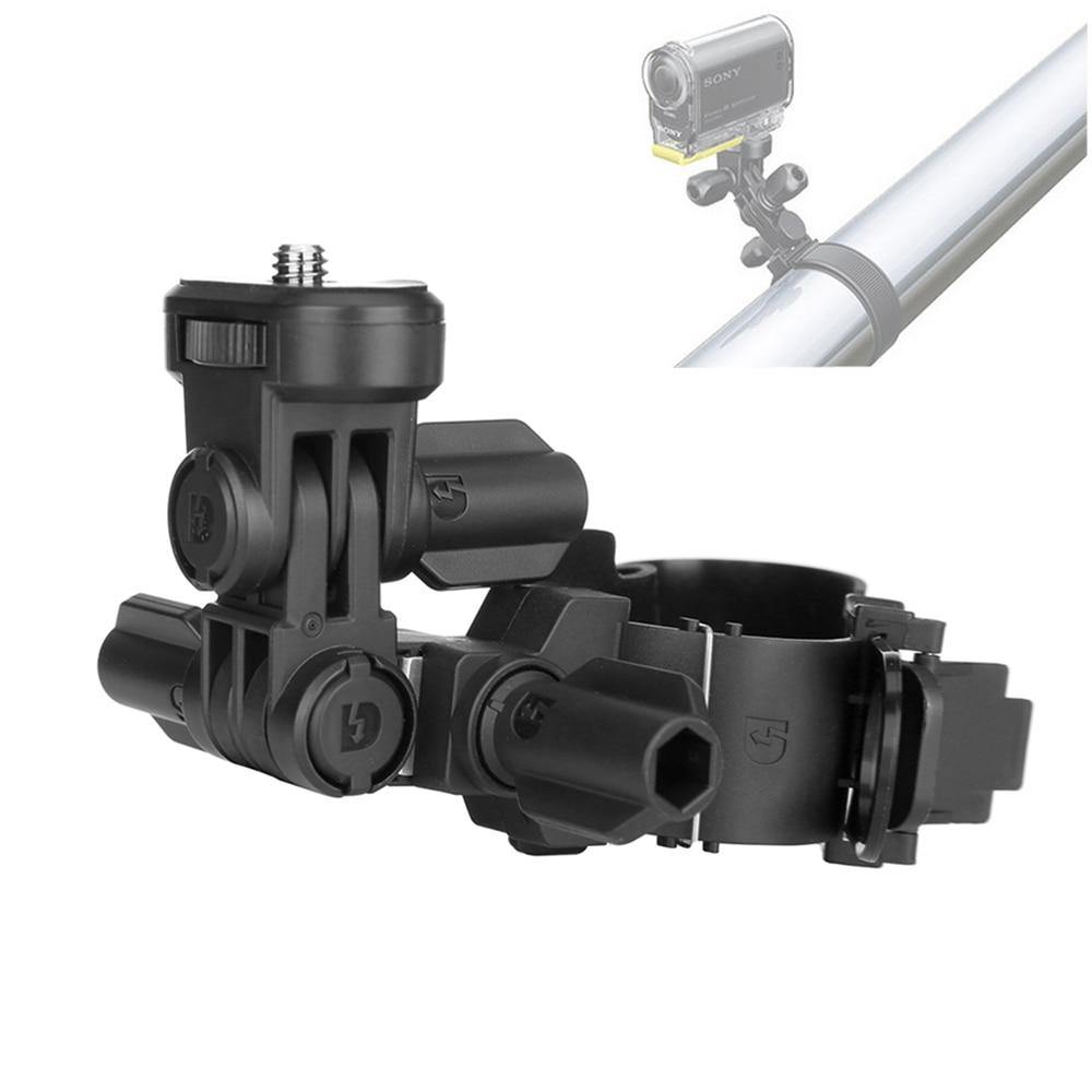 Montaje de la barra antivuelco para bicicleta, para Sony Action FDR-X3000 HDR-AS30V...