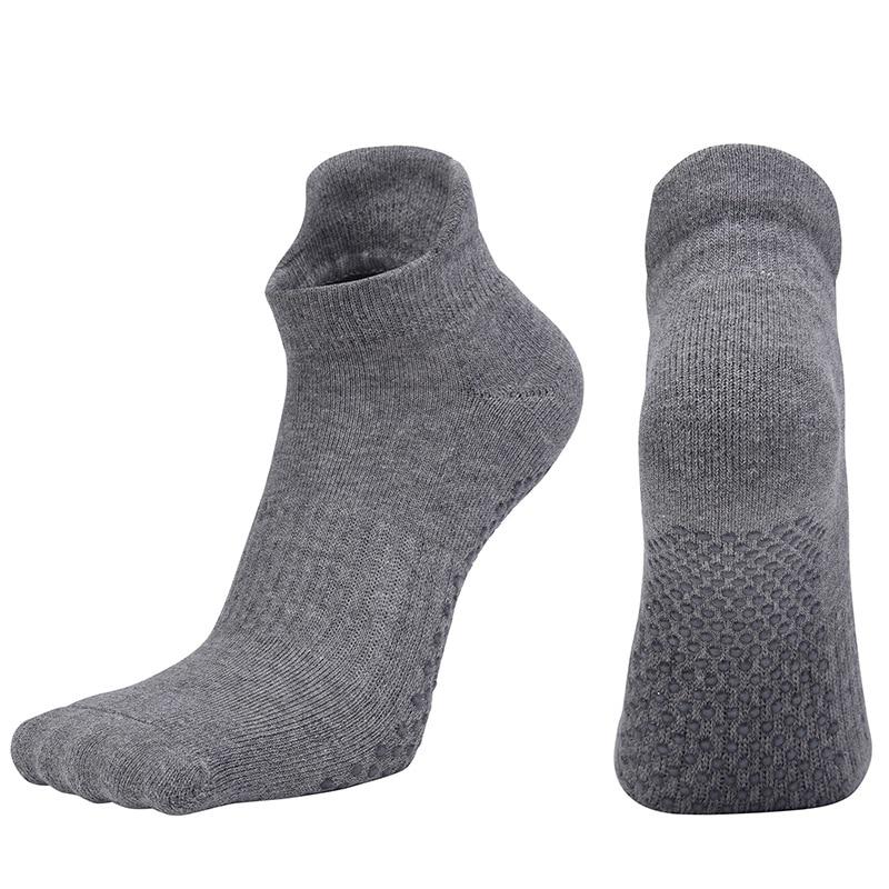 AliExpress - Women Yoga Socks Pilates Dance Ballet Sport Anti Slip Cotton Towel Sock Slippers Gym Fitness Woman Footwear calcetines ciclismo