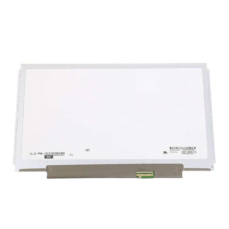 Envío gratis para HP 13-A LP133WH2 TLF2 LP133WH2-TLF2 WXGA pantalla LCD de ordenador portátil pantalla LVDS 1366*768
