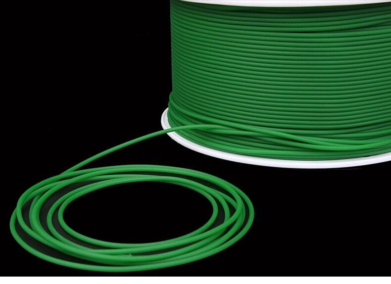 Polyurethane Conveyor belts PU round Belt drive belt 2mm,3mm,4mm,5mm,6mm,7mm,8mm,10mm 15mm Dia Thick