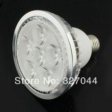 10pcs/lot e27 Par30 led bulb 6*2W 12W led lighting Dimmable led spot light par 30