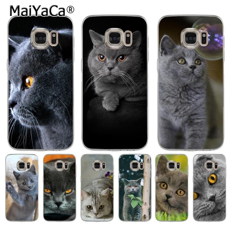 MaiYaCa, funda de accesorios de teléfono para samsung galaxy s9 plus, s7 edge, s6 edge plus, s5, s8 plus