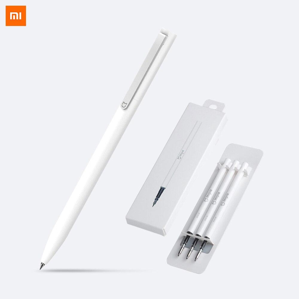 Original Xiaomi Mijia señal 9,5mm firma PREMEC recambio fluido de Suiza MiKuni Japón tinta añadir Mijia relleno negro