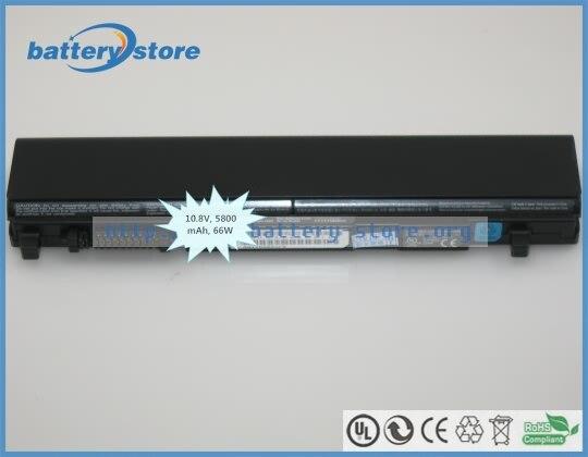 Nuevas baterías originales para portátiles Portege R835, TECRA R700, PA3930U-1BRS, SATELLITE R940, PABAS250,-ST3N01, DYNABOOK R742, 10,8 V, 6 celdas