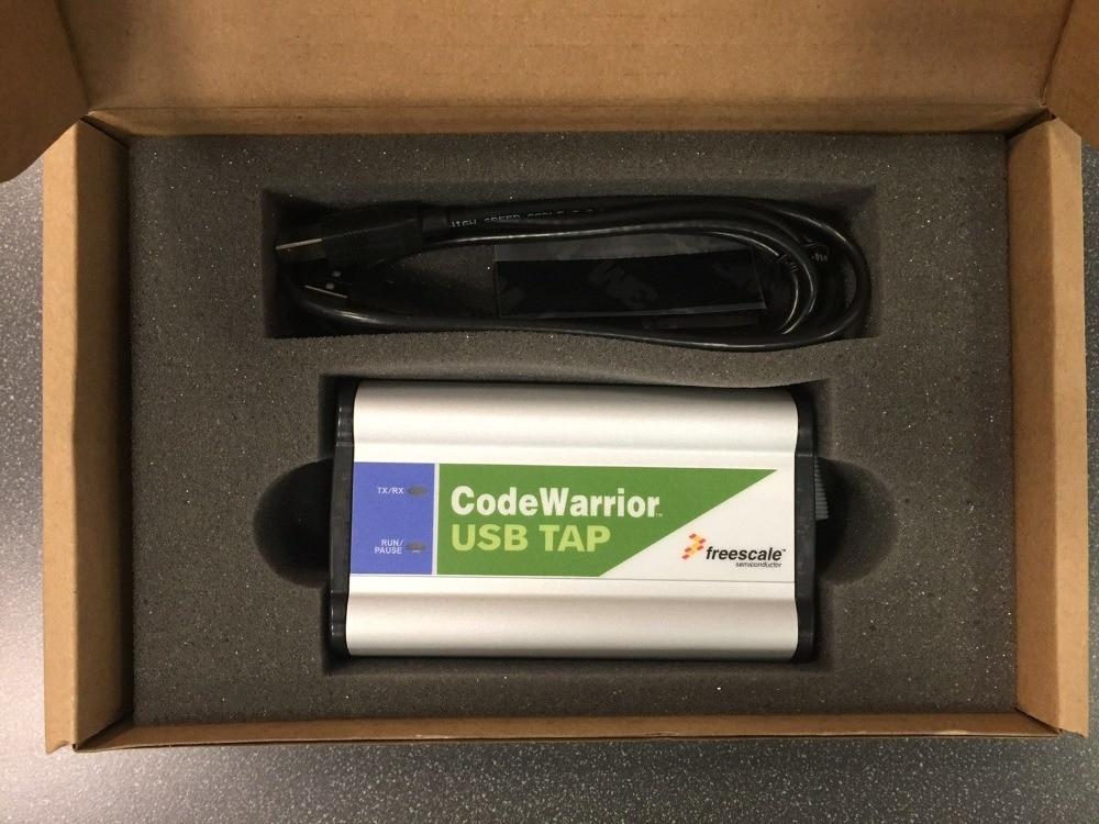 FREESCALE Simulator CodeWarrior USB TAP CWH-UTP-PPCD-HE Programming Burner