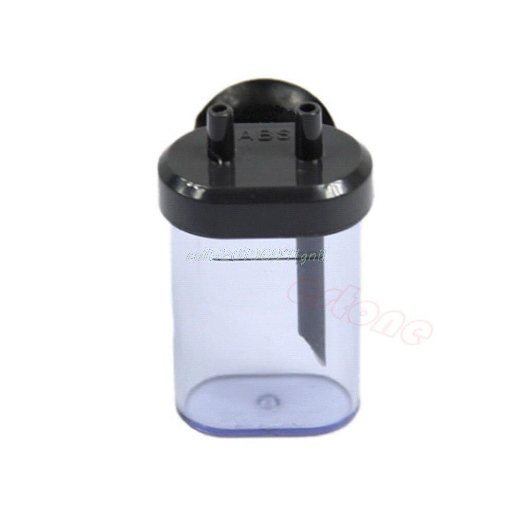 Protable Mini Sucker CO2 System Bubble Counter Diffuser Plant Aquarium Fish Tank