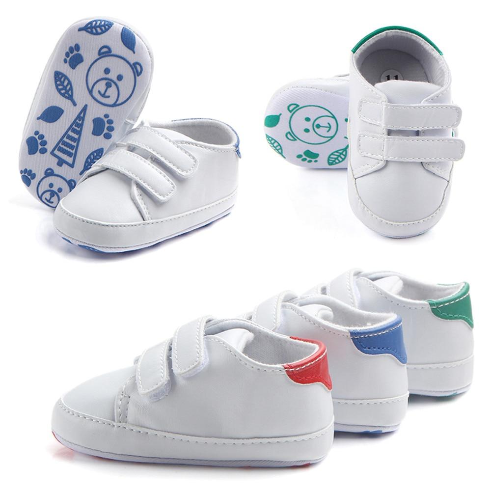 Zapatillas de deporte cuna para bebés y bebés, suela blanda, zapatos para bebés recién nacidos, zapatos para bebés, precio bajo, pérdida, venta, Dropshipping # L20