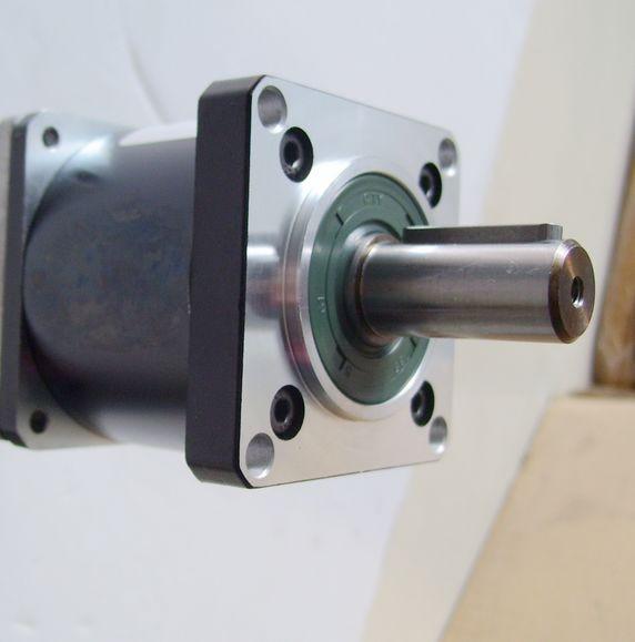 Nema 23 Planetaire Versnellingsbak Voor Nema23 Stappenmotor As Diameter Is 6.35 Mm Of 8 Mm Max 40N. M (5555oz-in) Overbrengingsverhouding 15-100: 1