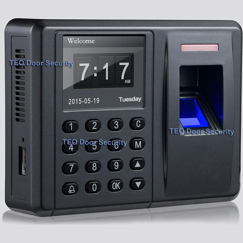 Biometric FP Time Attendance&Acess Control Fingerprint Reader Access Controlador de acceso de la puerta de la huella digital adrià cunillera furnells detrás de la puerta vol 1