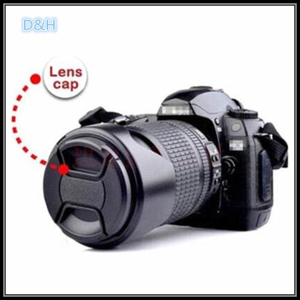 10 stücke/SLR kamera objektiv abdeckung 37 40,5 43 46 49 52 55 58 62 67 72 77 82 mm filter vordere abdeckung objektiv cap für canon nikon sony Pentax